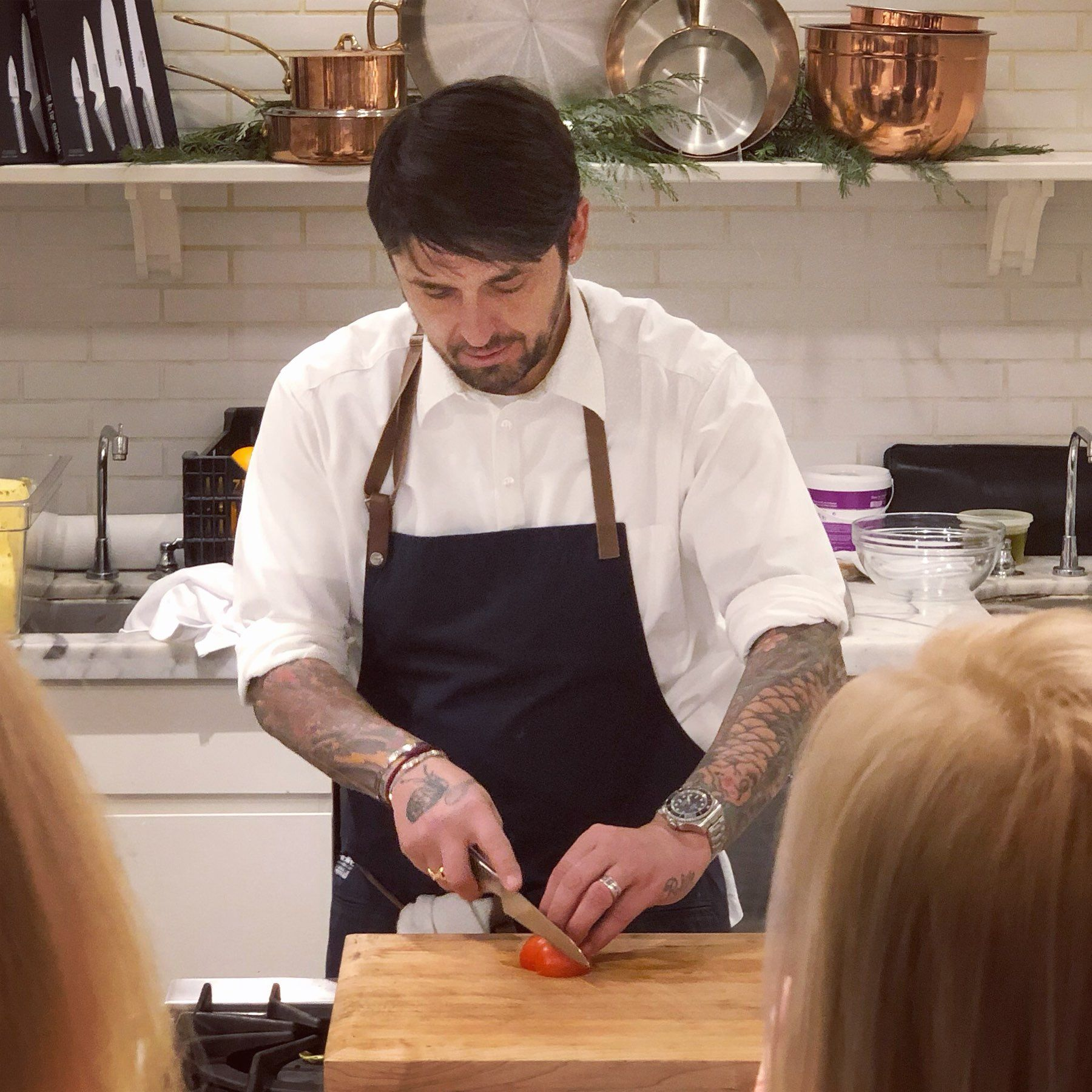 🔪 Knife Skills Workshop with Chef Ludo