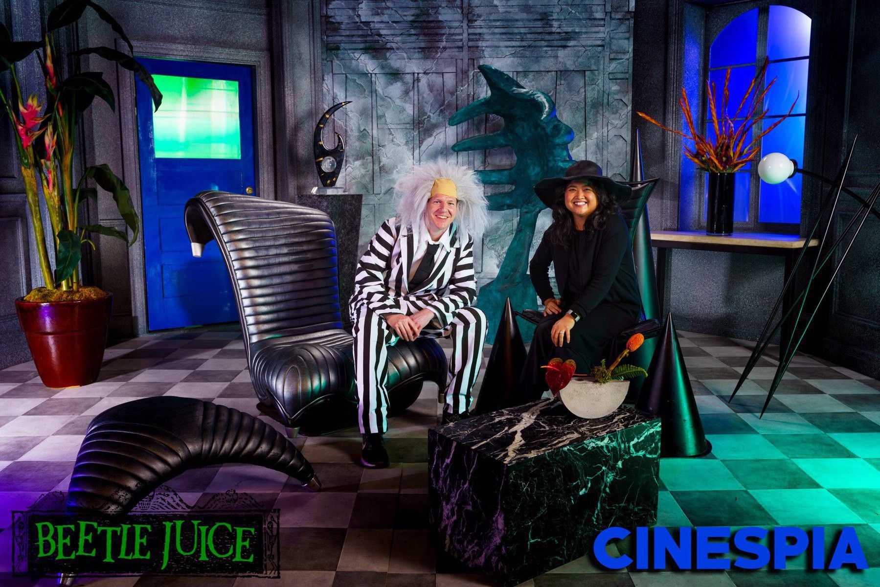 Beetlejuice at Hollywood Forever