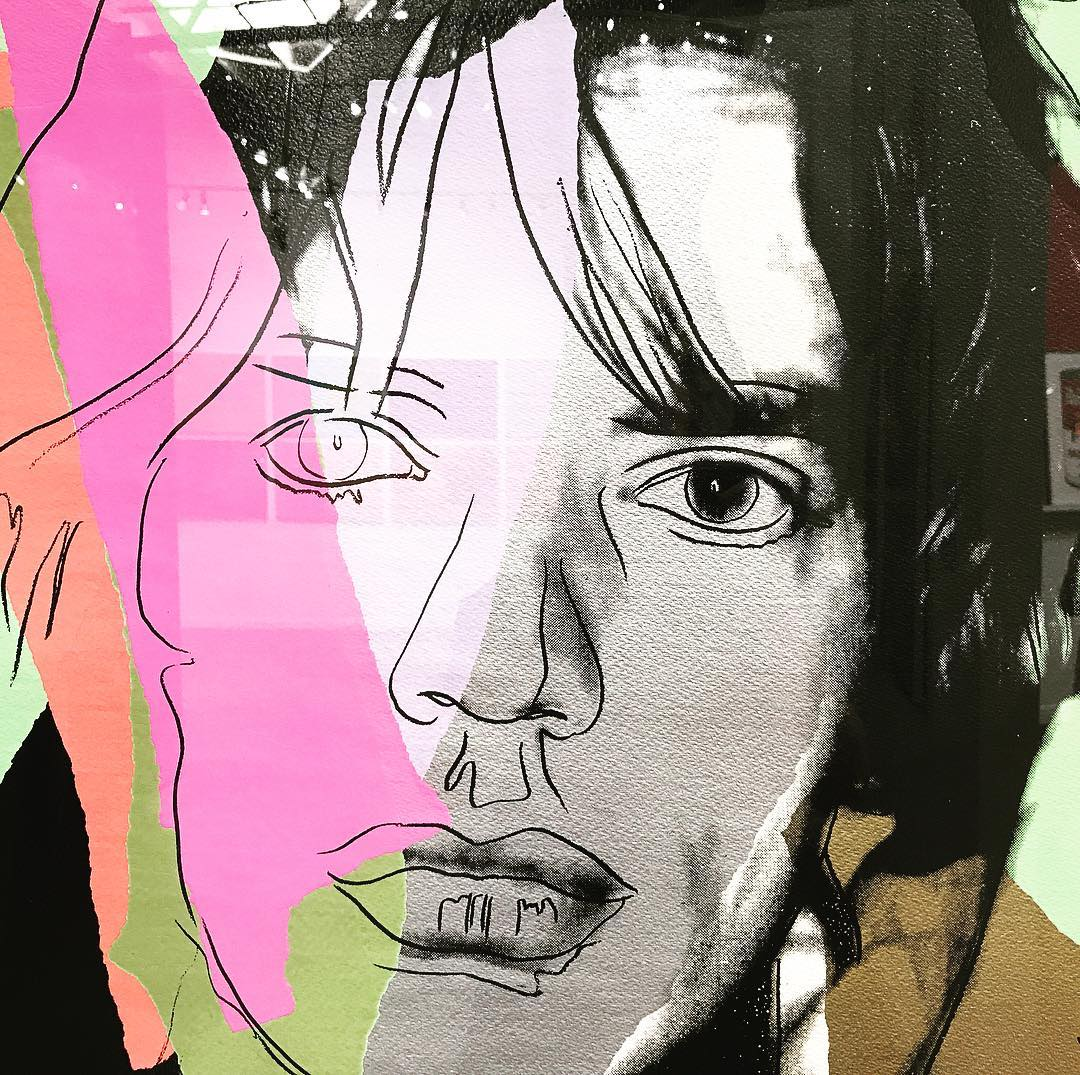 Warhol at Revolve Gallery