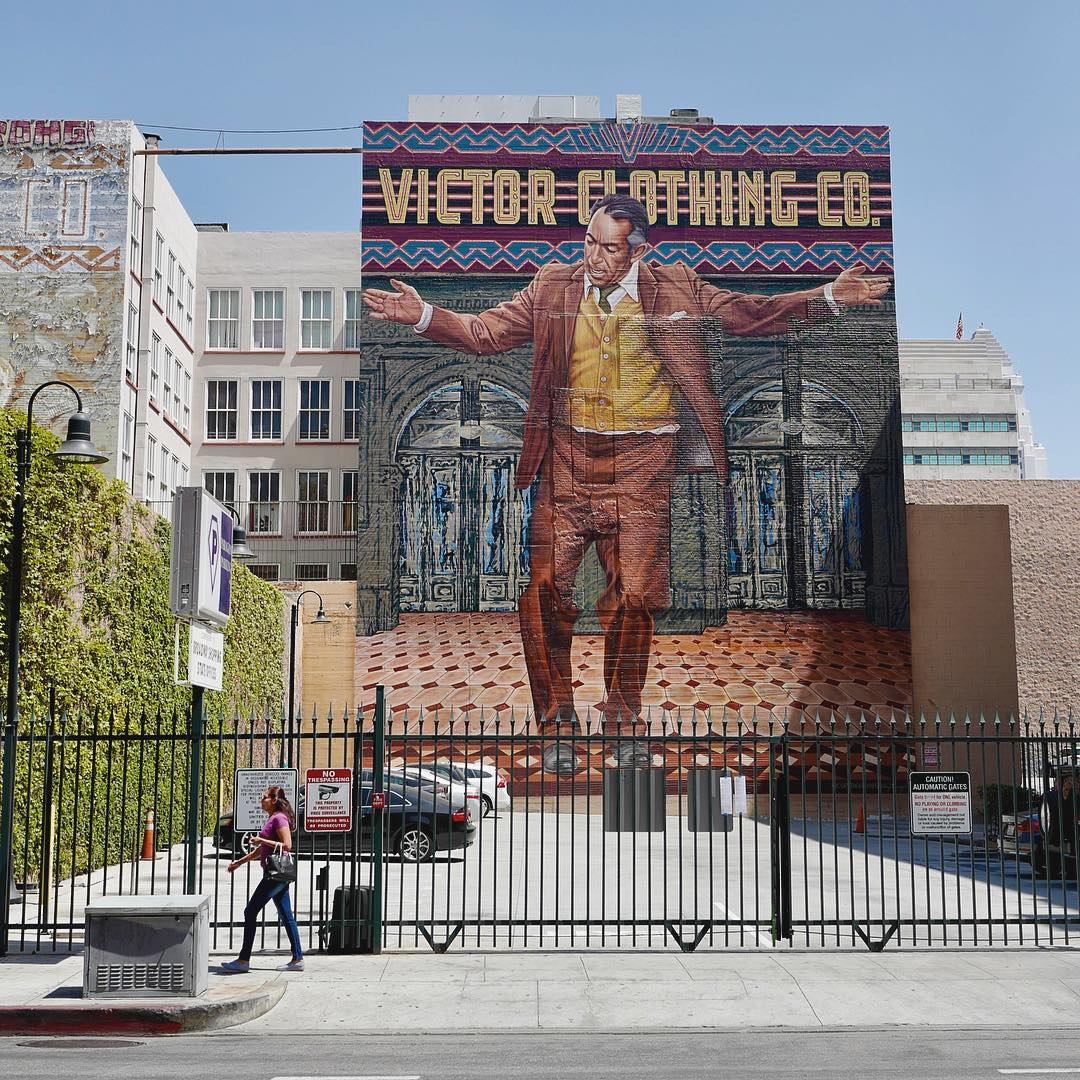 Victor Clothing Company